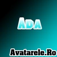 Poze Ada