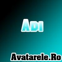 Poze Adi