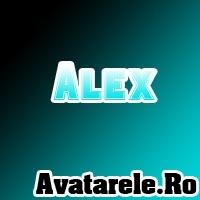 Poze Alex