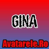 Poze Gina